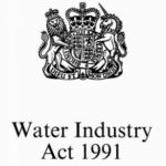 Download Water Industry Act 1991